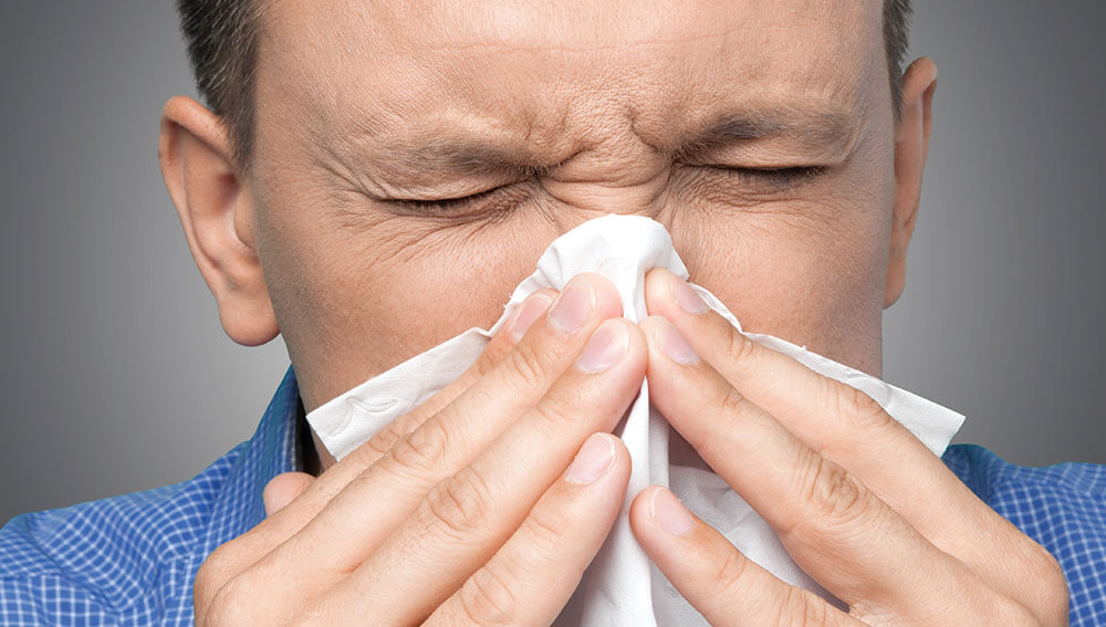 Do You Have A Sinus Infection, A Cold, Or Allergies?